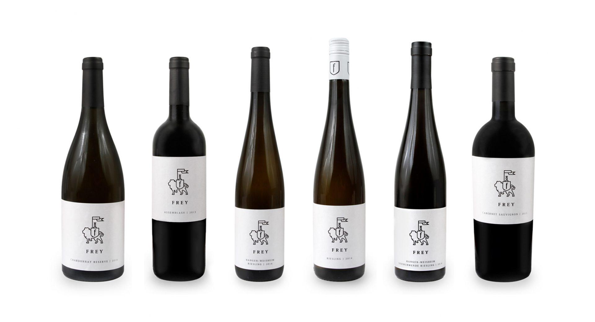 Weinsortiment Frey – Ober-Flörsheim